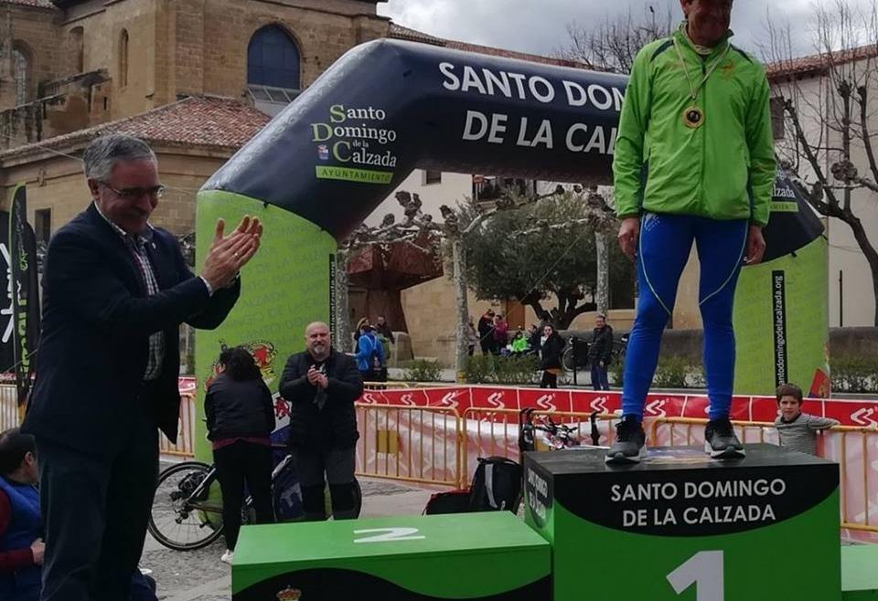 Rafael Martinez nuevo Campeón de La Rioja de duatlón en categoría Veteranos 3