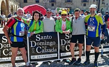 Miren Idoia Fernandez roza el podio en la Carrera de San Pol.