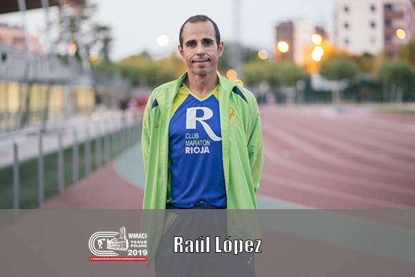 Raúl López Negueruela noveno en el Mundial de 10.000 ml Ruta M45.